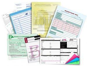 Печать фирменных бланков - Принт24