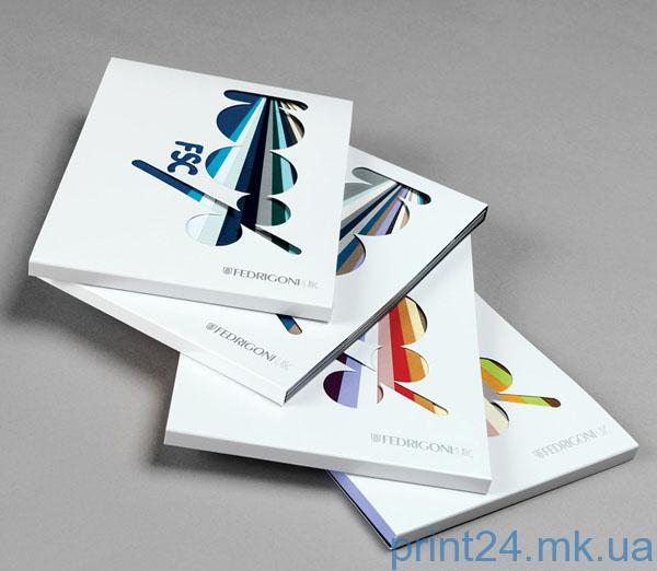 Изготовление буклетов - Принт24